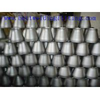 Buy cheap 3 / 4 * 1 / 2 Duplex Steel Pipe Fitting 2205 SCH10 Concentric Reducer from wholesalers