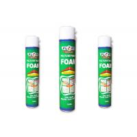 Buy cheap Waterproof Polyurethane PU Foam Spray 750ml Heat Preservationcold And Sound Insulation from wholesalers
