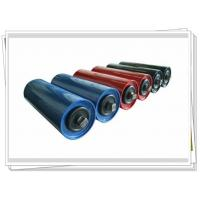 Buy cheap Pipe BeltConveyorRollers , Tight Seal Steel Trough Roller For Mine Quarry Bulk Solid from wholesalers