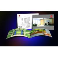 Buy cheap mini free folded brochure Booklet Printing Service from wholesalers