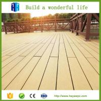 Heya new product wood texture wpc decking board price in for Cheap decking boards for sale