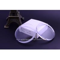 Round Top Bifocal Spectacle Lens Blanks , CR39 1.499 Uncoated Optical Lens Blanks