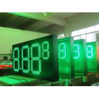 Buy cheap LED gas/oil price station display/sign from wholesalers