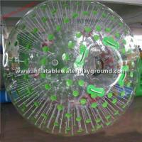 Buy cheap Safety Football Inflatable Zorb Ball Rental , Adventure Sports Human Hamster Ball from wholesalers