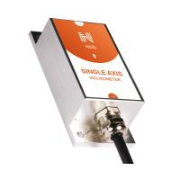 Buy cheap Cheap Inclinometer ATS11 Single Axis Tilt Sensor  MEMS Digital Output RS232 RS485 TTL Low Price from wholesalers