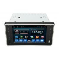 Buy cheap 2 Din Hifi & Entertainment Toyota Camry Navigation System , Corolla Car Navigation Devices Universal from wholesalers