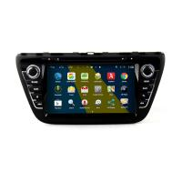 Buy cheap 2DIN HD android car dvd android 4.4.4 HD 1024*600 car DVD GPS for SUZUKI Cross 2014with WiFi Mirror link from wholesalers