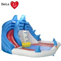 Buy cheap Hot selling 0.55mm Nylon Oxford giant  inflatable slide for kids from wholesalers