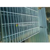 Buy cheap Metal Step Steel Stair Treads Grating Thinkness 3mm -10mm No Nosing Type from wholesalers
