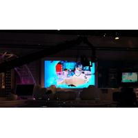 Buy cheap SMD2020 RGB  Led Wall Video Display Screen IP30 1080P Indoor For Meeting from wholesalers