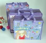 Buy cheap diaper bag Beach bag makeup box Business gift Outdoor bag cosmetics storage box handbag, Digital storage bag Cosmetic mi from wholesalers