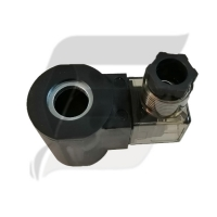 Buy cheap High 51mm Inner 16mm 24V Hydraulic Solenoid Coil product