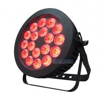 Buy cheap Air Cooling Waterproof LED Par Light 18x15W Stage Lighting Equipment For Dj Clubs from wholesalers