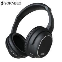 China SORNBEO ANC BH519plus Wireless Bluetooth headset headphones earphone with Active Noise Cancelling on sale