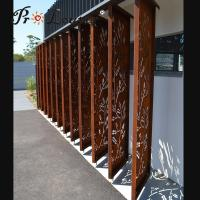 Buy cheap Artistic designed CNC Laser cutting decorative facades/screen/panel/wall from wholesalers
