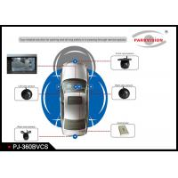 Buy cheap 360 Degree Multi View Camera System 4 Way Video Recording And Playback from wholesalers