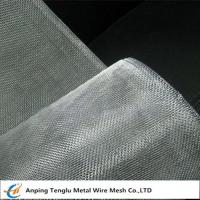 Buy cheap Stainless Steel Window Screen|3~200mesh Wire Mesh to Prevent Insects and Fly from wholesalers