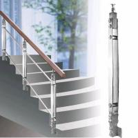 Buy cheap Handrail Stair Railing from wholesalers