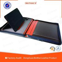 Buy cheap Hot sale custom multifunctional leather portfolio, leathe travel bag from wholesalers