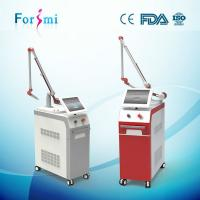 Buy cheap Vertical Professional Clinic Use 1064nm Q Switched Nd Yag Laser Tattoo Removal Machine from wholesalers