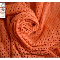 China Knitted Mesh Inherent Fr Fabric / Inherent Fire Resistant Material Fabric For Safety Workwear on sale