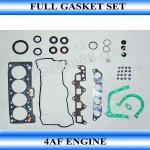 Buy cheap Auto Engine Gasket Kit / Ocverhaul Full Engine Rebuild Kit 4AF For Toyota 04111-16131 from wholesalers