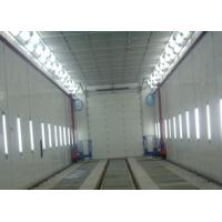 Buy cheap Cars Tanning Booths/Auto Paint Booth/Car Spraying Oven (CE marked, 2 years warranty time, long-life maintenance) from wholesalers