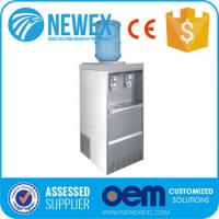 Buy cheap Factory Direct Supply Pure Bottle Water Dispenser Bullet Ice Maker NIM-50AB from wholesalers
