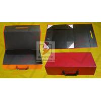 Buy cheap Foldable Cardboard Presentation Boxes , Cardboard Packaging Boxes from wholesalers