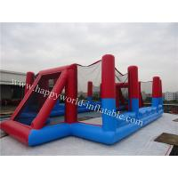 Buy cheap inflatable soccer field , indoor soccer field for sale , inflatable football field from wholesalers
