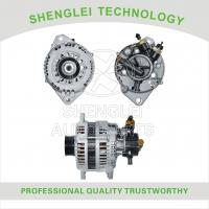 Buy cheap CW Rotation Honda OEM Alternator , 12V 100A Clutch Pulley Type Denso Alternator product
