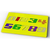 Buy cheap Silicone interesting number jigsaw puzzles from wholesalers