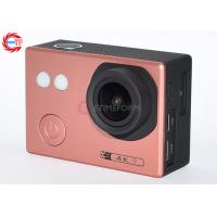 Buy cheap LED 24fps 170 Wide Angle Action Camera ,  Wireless Security Cameras WIFI Car DVR from wholesalers