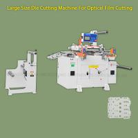 Buy cheap Anti - scratch Hot Stamping Foil Label Paper Die Cutting Machine For Film Cutting from wholesalers