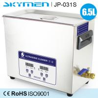 Buy cheap Digital Transducer Benchtop Ultrasonic Cleaner 6.5L Lab Automatic Instruments from wholesalers