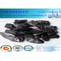 Buy cheap CAS 7782-42-5 Foundry Carbon Graphite Chemistry Black Solid C24X12 from wholesalers