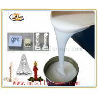 China Silicone rubber for Candle Mold Making on sale
