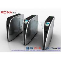 China Electronic Flap Barrier Gate Portable Temporary Road Retractable Security Gate Barrier on sale