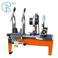 Buy cheap Small Size PE / PPH / PB / PVDF / PVC Butt Fusion Welding Machine For Construction Works from wholesalers