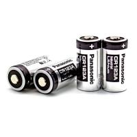 Buy cheap Panasonic 3.0V CR123A 1400mAh Primary Lithium Industrial Battery for Panasonic Canon Sony camera from wholesalers