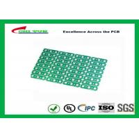 Buy cheap Aluminum PCB Green Solder Mask PCB , Lead Free HASL Elevator PCB from wholesalers