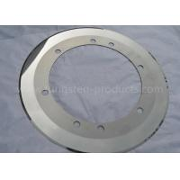 Buy cheap Cemented Tungsten Carbide Cutting Tips , Carbide Chop Saw Blades For Wood Working from wholesalers