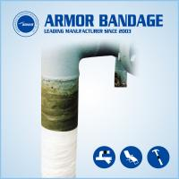 Buy cheap Pipe fix knit Underground pipe repair Pipe repair bandage Pipe repair armored wrap tape from wholesalers