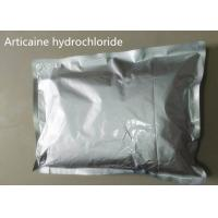 Buy cheap Articaine HCl Pain Killer Good Helper Local Anesthetic Powder Articaine Hydrochloride from wholesalers