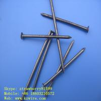 Buy cheap Best Quality!! Common Nails With Iron Wire Material ( Galvanized ) product