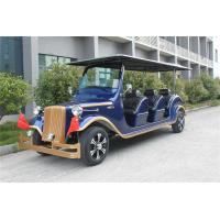 Buy cheap Battery Operated Custom Electric Golf Carts , 6 Person Classic Motorised Golf Trolley from wholesalers