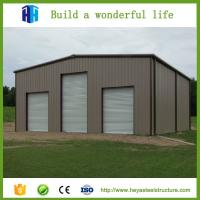 Buy cheap prefabricated building manufacturers industrial steel structure prefab warehouse from wholesalers