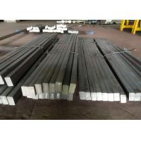 Buy cheap Professional Customized SS Flat Bar , 1.4057 Hardened Steel Rod 40mm * 5mm from wholesalers