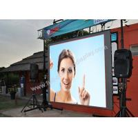 Buy cheap Professional IP65 Outdoor Rental LED Display P3 P6 OEM / ODM Available from wholesalers