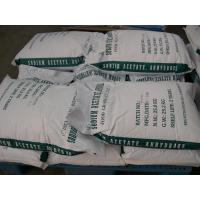 Buy cheap Technical grades Sodium Acetate Anhydrous Powder For photographic from wholesalers